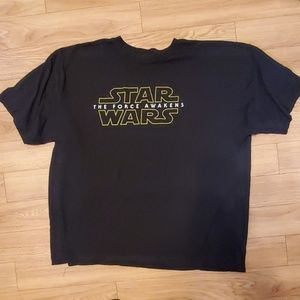 Other - Men's Star Wars tshirt.  3XLT